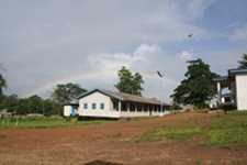Krankenhaus, Ärzte für die Dritte Welt