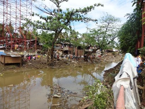 Flutkatastrophe Cagayan de Oro (Mindanao/Philippinen) – Einsatz im zerstörten Armenviertel – 23. Dezember 2011