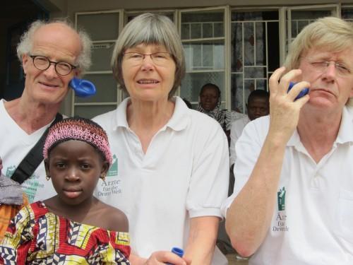 Serabu Sierra Leone Ärzte Kind