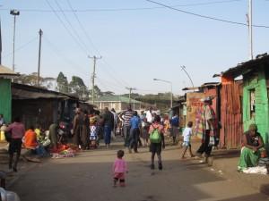 Kenia-Mathare Valley-Kahnert_Lebensbedingungen im Mathare Valley
