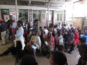 Kenia-Mathare Valley-Kahnert_Baraka Warteraum