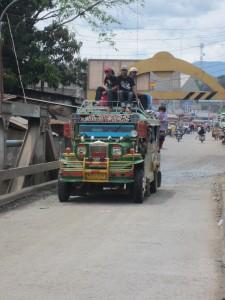 Mindanao Philippinen Bus