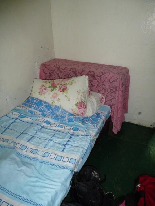 Mein Bett in Bagong Silang