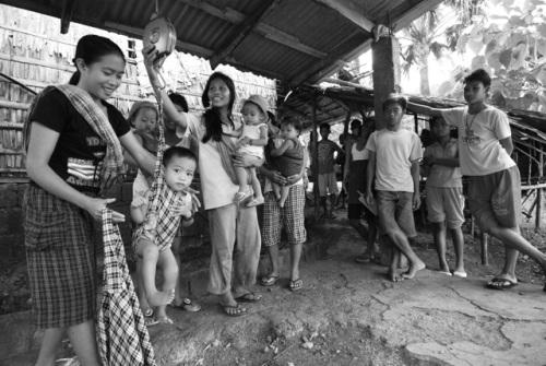 Kinderwaage (Ambulong)