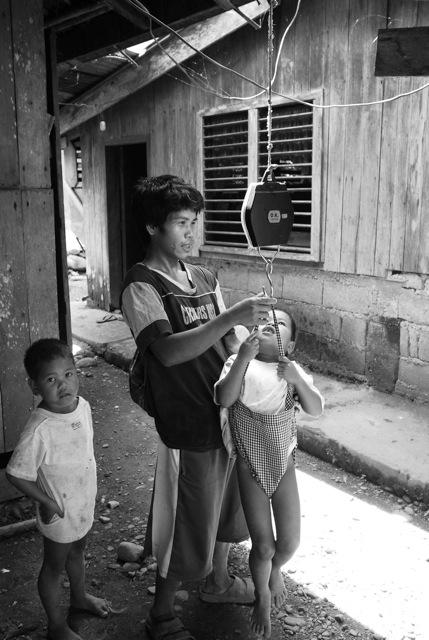 Kinderwaage (Villa-Verveza)