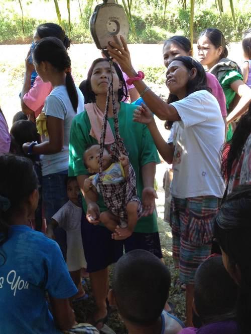 Unterernährung Philippinen