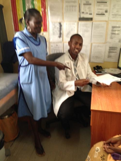 HIV-Programm in Nairobi