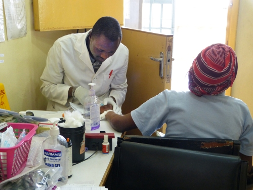 Aids in Kenia