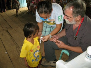 Unterernährung Mindanao