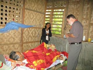 Rolling Clinic auf den Philippinen