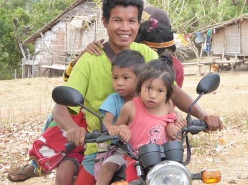 Hilfe für Mindoro