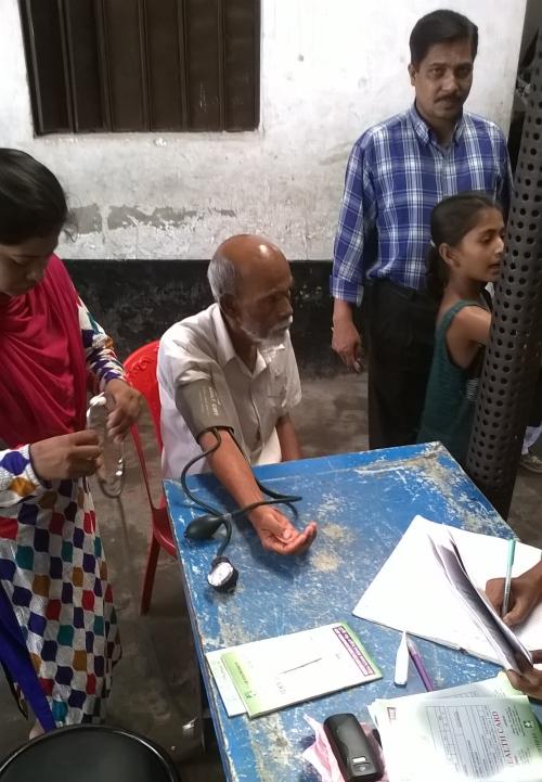 Bangladesch - Ärzte helfen