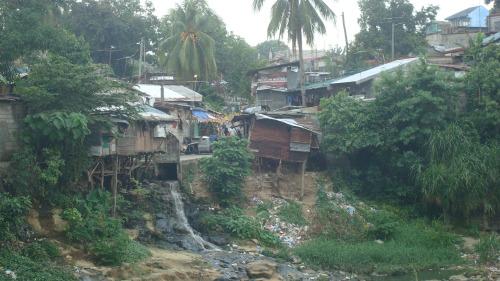 Armut auf den Philippinen