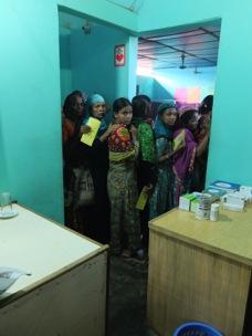 Krankheit in Bangladesch