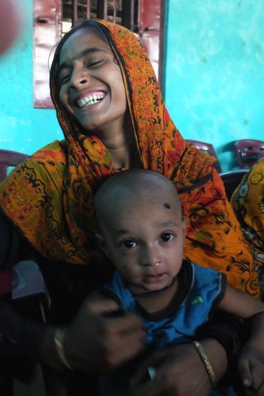 Frauen in Bangladesch