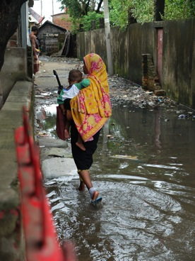Lebensbedingungen in Bangladesch